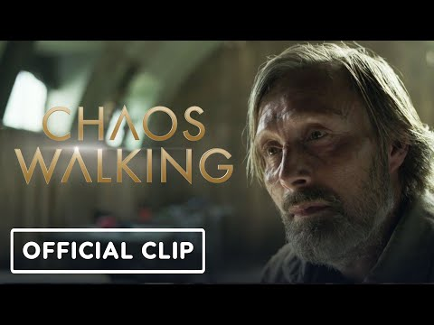 Chaos Walking: Official Clip #2