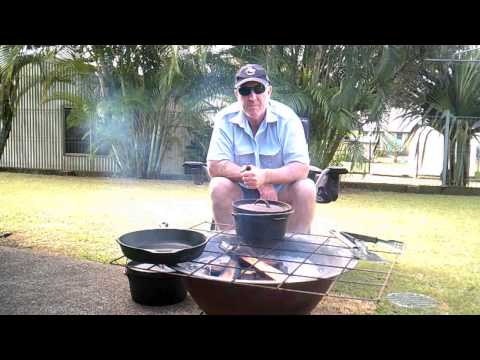 Fire Pit Cooking