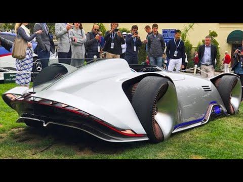 These Insanely Cool Future Vehicles Are Awesome to Look At