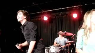 """When Everything Falls Back Down"" Action Item & Katelyn Tarver 7.6.2011"