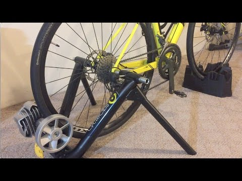 CycleOps Fluid 2 Bike Trainer Review