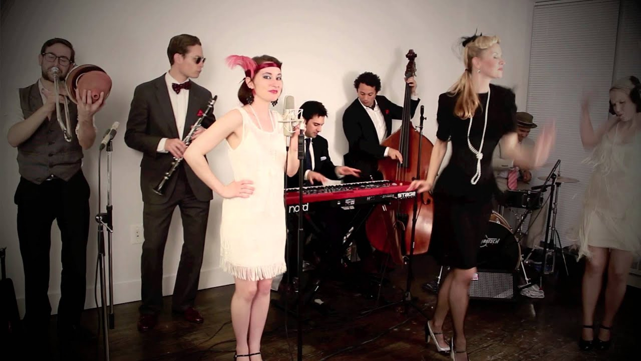 Gentleman (Vintage 1920s Gatsby – Style Psy Cover)