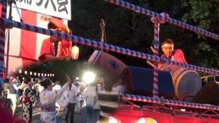 盆太鼓・銀座カンカン娘2012年版(第10回日比谷公園大盆踊り大会)