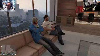 GTA 5 ONLINE Episode 47 / (NOT PG) /with dad