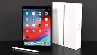 Apple iPad Air (2019): Unboxing & Review