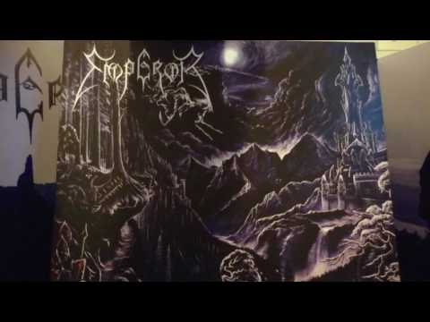 Emperor: The Complete Works unboxing - Blood Music boxset