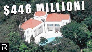 Inside A $446 Million Hong Kong Mansion