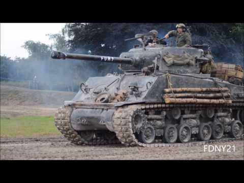 Bovington Tank Museum | Tankfest 2016