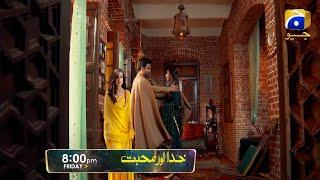Latest Teaser   Promo   Har Pal Geo   Khuda Aur Mohabbat Episode 22   Best Scene 04 & 05 #Season03