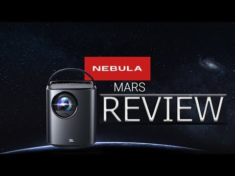 Anker Nebula Mars Projector Review