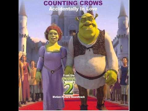 Counting Crows - Accidentally In Love (Official Instrumental with backup vocals)