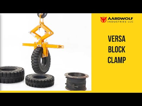 Versa Block Clamp 500