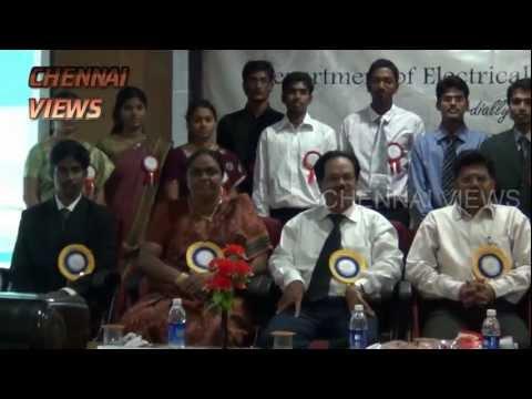 Easwari Engineering College video cover3