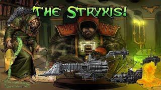 40k Lore! The Stryxis! Untrustworthy Merchants of the Galaxy