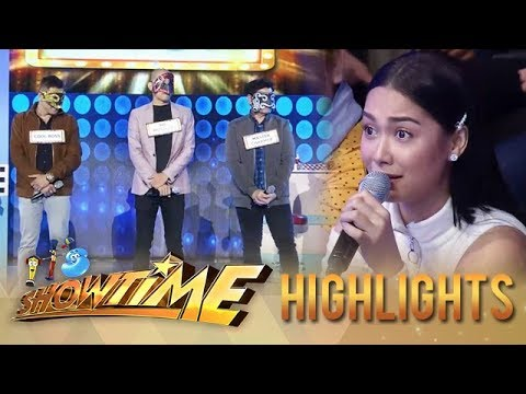 It's Showtime KapareWho: Maja gets pissed when Ryan looks at her