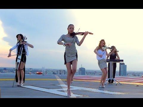 "An Instrumental Violin Cover of ""Derniere Danse"""