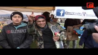preview picture of video 'Campeonato Skate Quilpué - Aniversario Ground BoardShop'