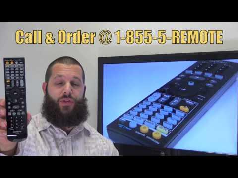 ONKYO RC810M Audio/Video Receiver Remote Control
