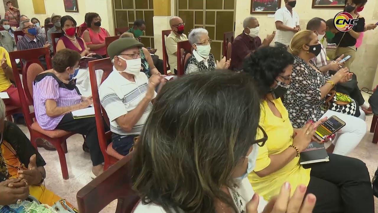 Inicia en Cuba ciclo de análisis de trabajo de la Sociedad cultural José Martí