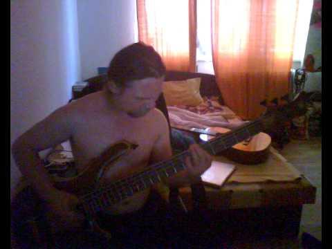 zemobass hrubostrun solo bass player - zemobass : Naked Slaper 2