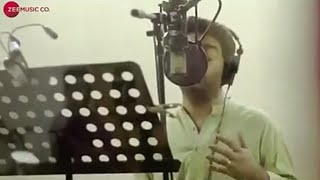 Arijit Singh New Song ❤ Live Making in studio | Ae vatan | Raazi 2018