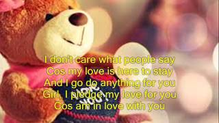 I Love You Psquare(with Lyrics)
