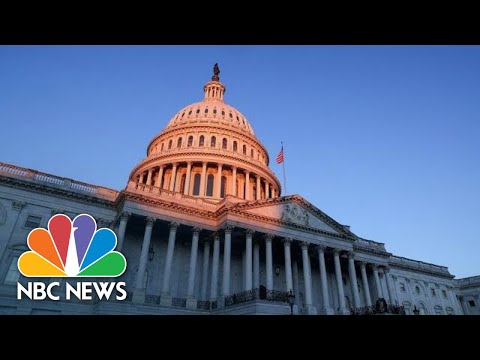 Senate Holds Hearing On Capitol Riot | NBC News