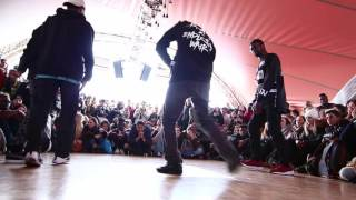 Juste Debout Paris 2016   Hip Hop   Ukay & Ben   Top 32 Battles