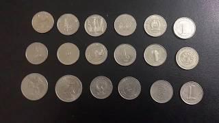 Монеты в Эмиратах|Деньги в ОАЭ|1 Дирхам и не только