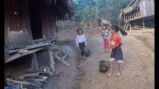 แบ่งปันน้ำใจสู่เมืองลาว EP41:อำลานายบ้านเผ่าขมุ เดินทางต่อไปบ้านนาค้า  ลุยป่าลุยดงอีกคือเก่า