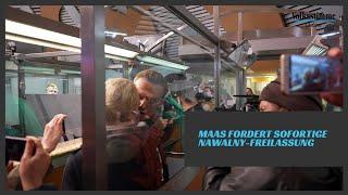 Festnahme von Nawalny