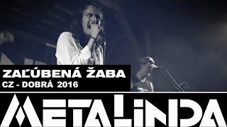 METALINDA - Zaľúbená žaba - CZ Dobrá 2016 Authentic (OfficialMETALINDA)