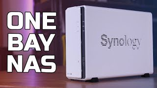 A 1 BAY NAS??? Synology DS120j Review