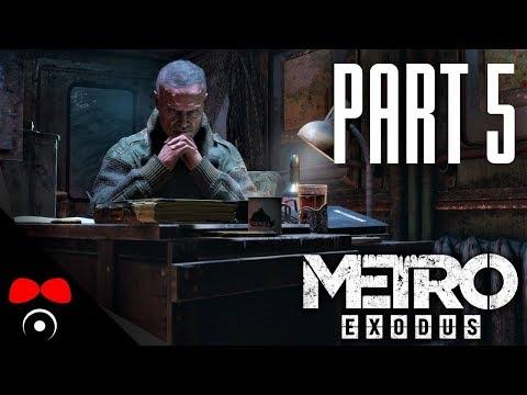 ZMUTOVANÝ SUMEC! | Metro Exodus #5