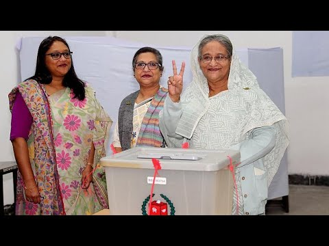Μπαγκλαντές: Σε στρατιωτικό κλοιό διεξήχθησαν οι βουλευτικές εκλογές…