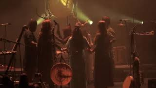 Heilung   Opening Ceremony (Live At Aurora 17.04.2019)