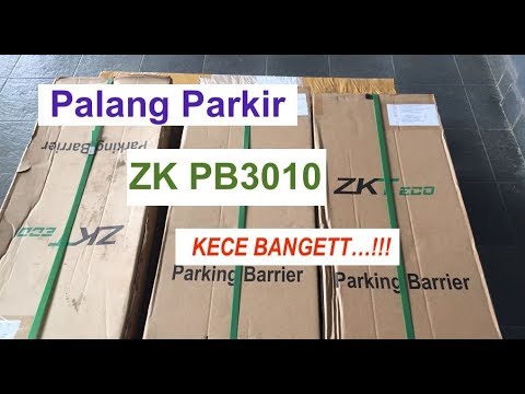 PALANG PARKIR OTOMATIS ZK PB3010 HUBUNGI 0813 3074 7725