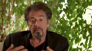 Al Pacino on Johnny Martin