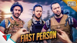 First Person - PUBG Logic (first person problems) | Viva La Dirt League (VLDL)