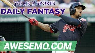 Yahoo MLB DFS Strategy - Fri 4/19 - Yahoo DFS - Awesemo.com