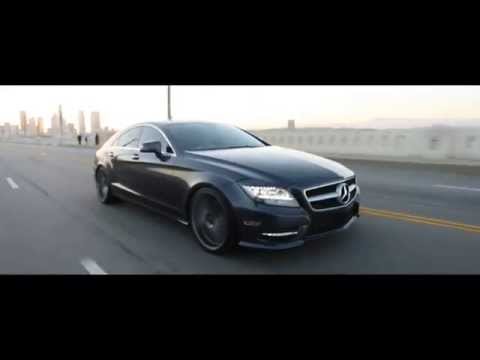 Mercedes-Benz CLS 550 | Vossen 20'' VFS2 Concave Wheels | Rims