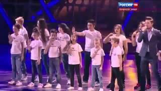 """Дима Билан  и Наталья Водянова """"Не молчи"""" Новая Волна 2015"""