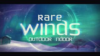 Announcing (lately) Rare Winds! A wonderful collections of unique Wind Sound Effects collected aroun