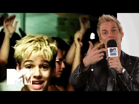 Aaron Carter's Reaction To 'Aaron's Party'... It's Hilarious | MTV News