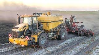 🇫🇷 XL Epandage de Digestat in France ! TerraGator TG845 - FENDT 939