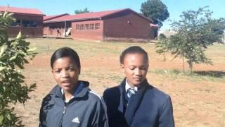 Moletsane High School - Environmental Sustainability Project