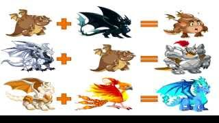 How To Breed Rare Hybrid Dragons In Dragon City