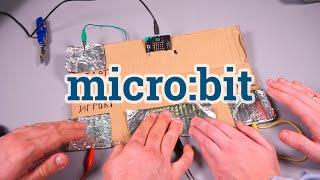 BBC micro:bit — легко и весело учимся программировать блоками или на JavaScript и Python