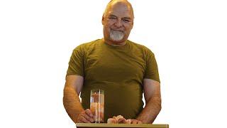 Morgendliche Sole-Trinkkur gegen Erkältung, Allergien und mehr