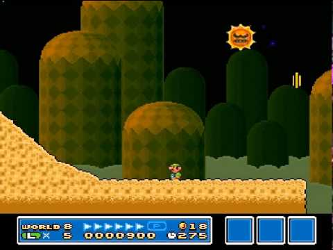 Bunga Bunga bis zum Schluss! - Super Mario Bros. 3 [25] [Together]